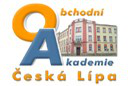 Logo Obchodní akademie Česká Lípa